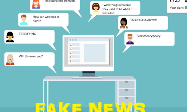 FAKE NEWS & ALERT-Signs Will Alert You To All That'S Fake news and activities On The Internet
